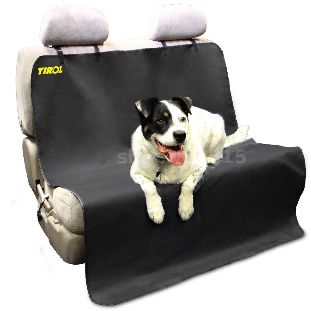 Universal Pet Seat Cover Waterproof Mat Car Back Seat