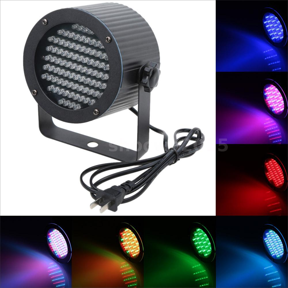 25W 86 LED RGB Stage Light Club Bar Light Projector Home Party Show ...